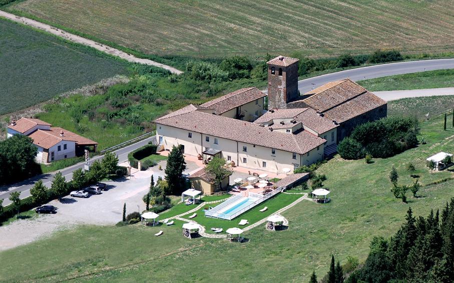 Borgo Santippolito Country Hotel