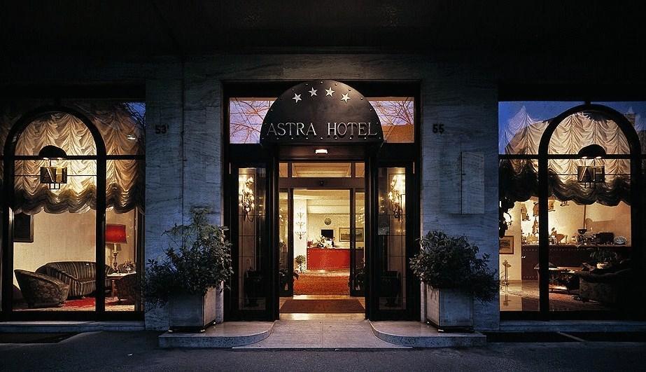 Hotel Astra Ferrara