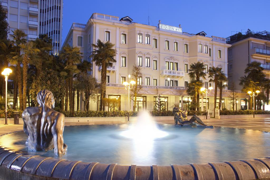 Grand Hotel Trieste and Victoria