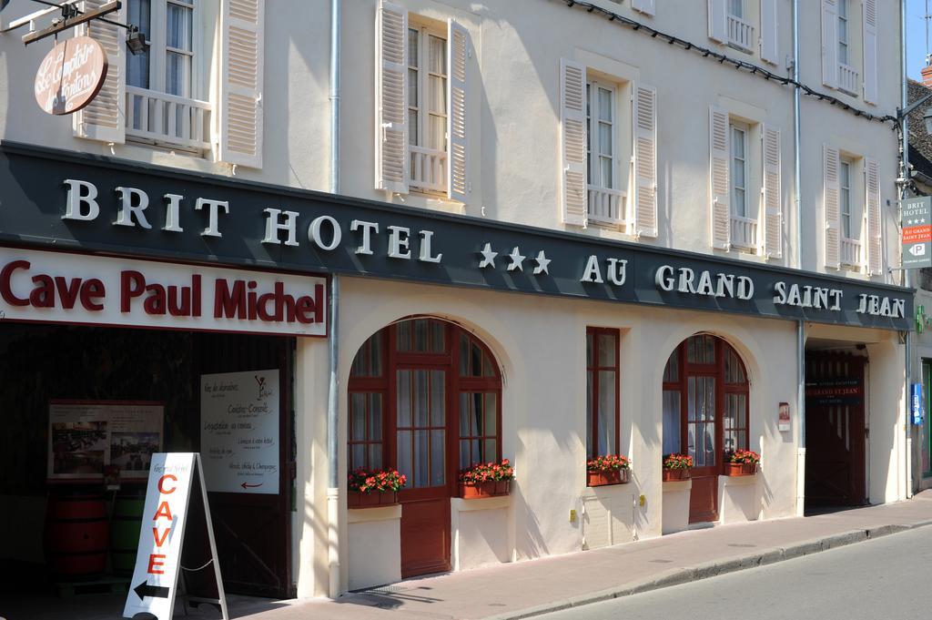 Brit Hotel Au Grand Saint Jean