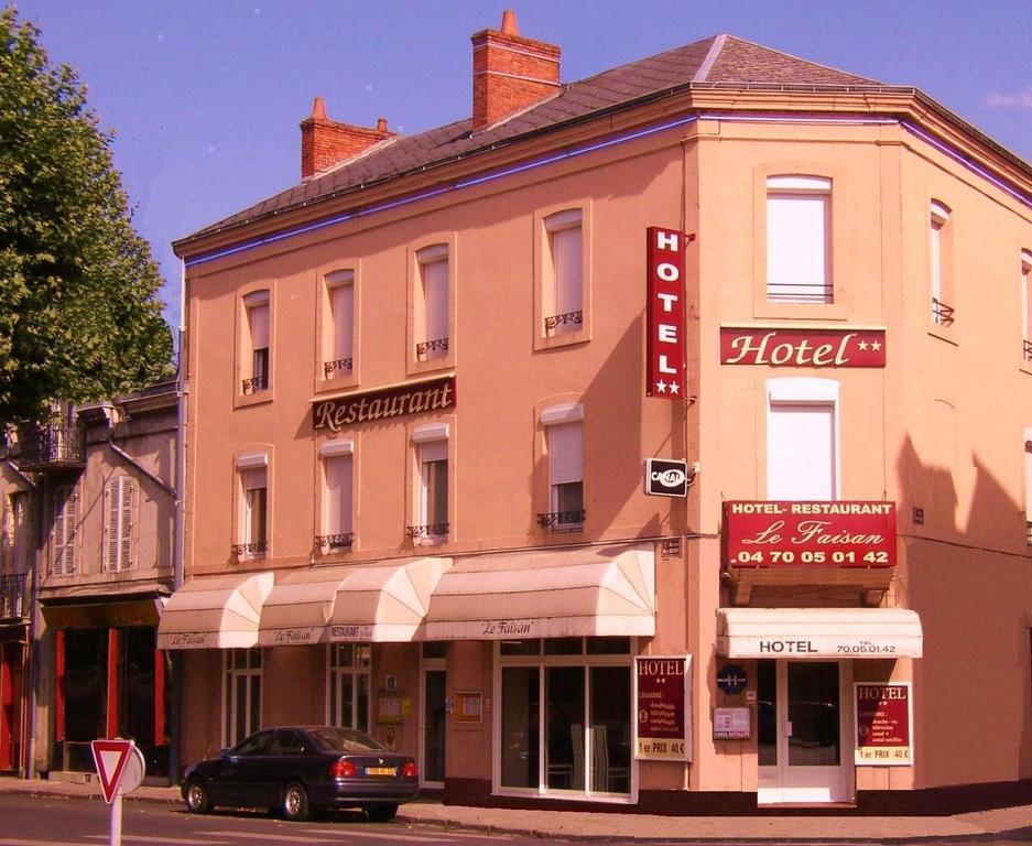 Hôtel Le Faisan