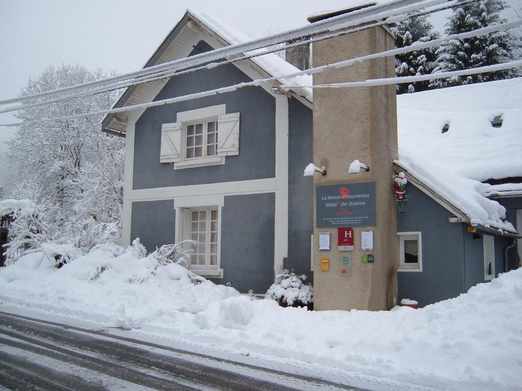 La Maison dHoursentut