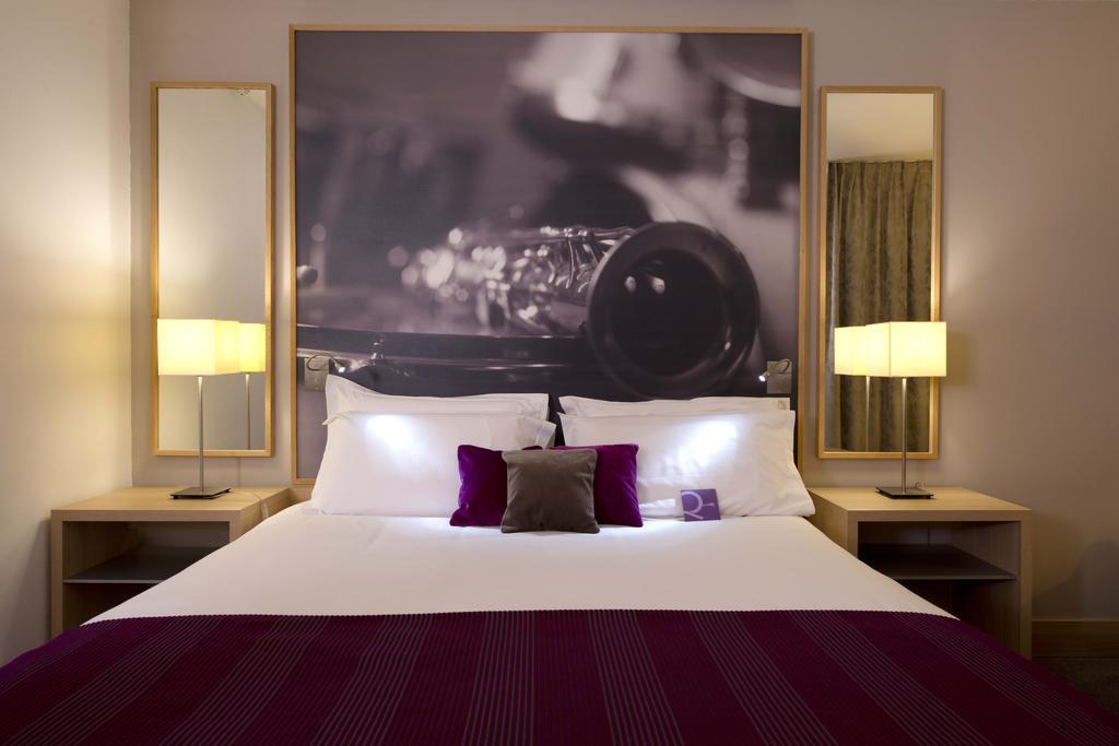 Hotel Mercure Paris 19 Philharmonie La Villette