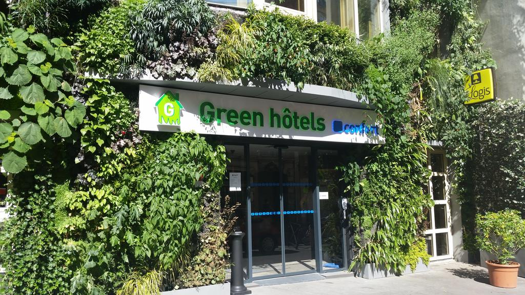 Green Hotel Paris 13 Logis