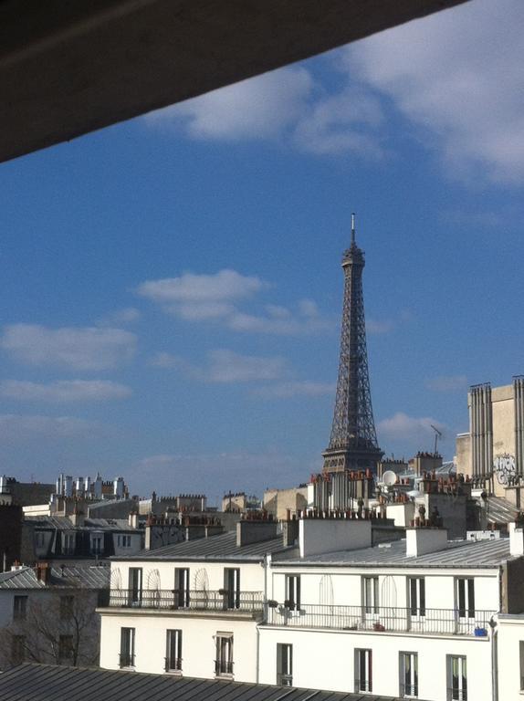 Grenelle Paris Tour Eiffel