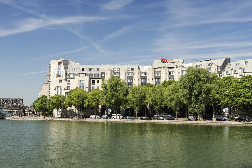 Hotel Ibis La Villette Cite des Sciences
