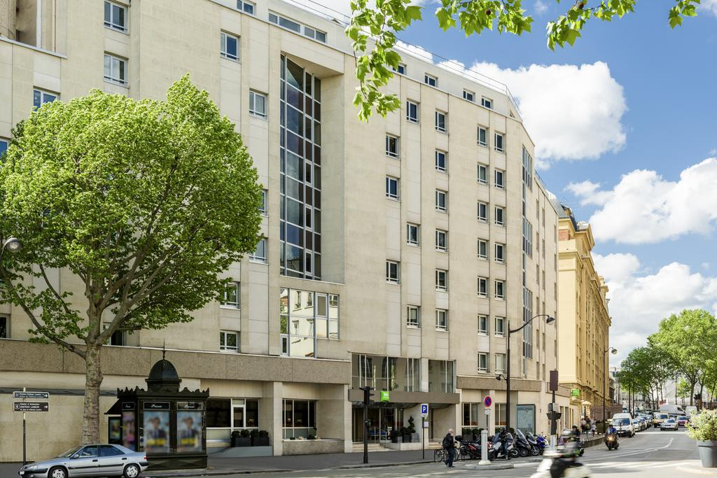 ibis Styles Paris Gare de lEst Château Landon