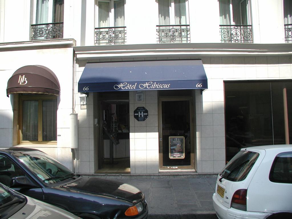 Hotel Hibiscus Republique
