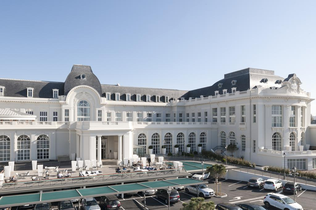 Cures Marines Trouville Hôtel Thalasso and Spa - Mgallery Collection