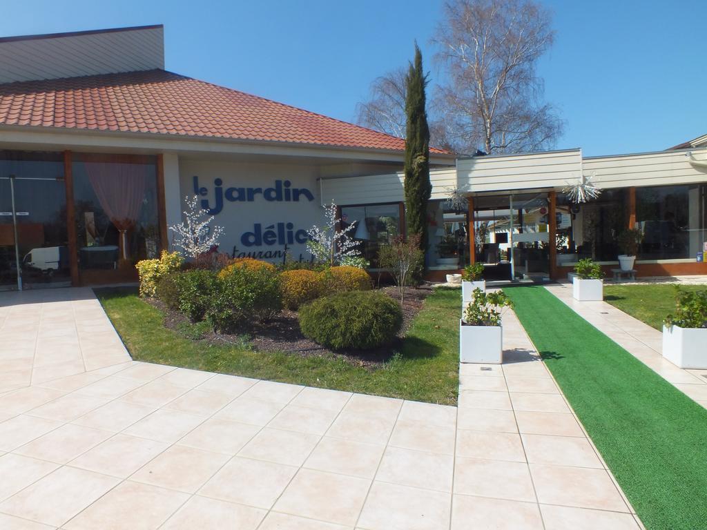 Hotel Restaurant Le Jardin Délice