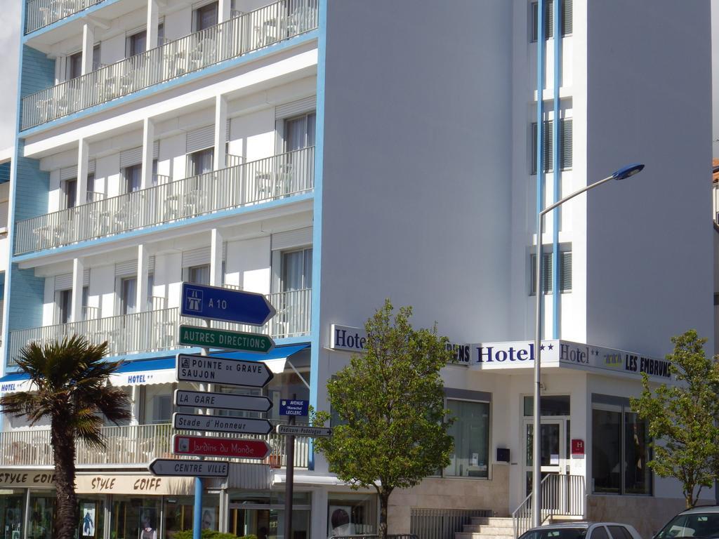 Hotel Les Embruns Royan