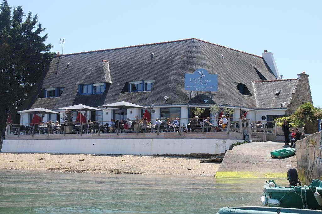 Hôtel Restaurant LEscale den Arz