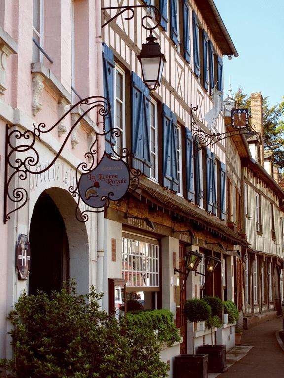 Hôtel La Licorne and Spa