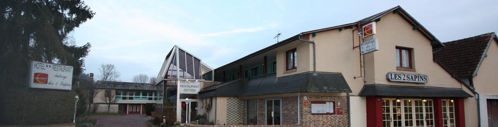 Hotel Restaurant Les Deux Sapins