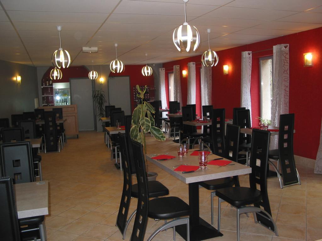 Hotel Restaurant Le Dristan