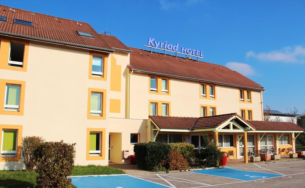 Kyriad - Lyon St Bonnet De Mure