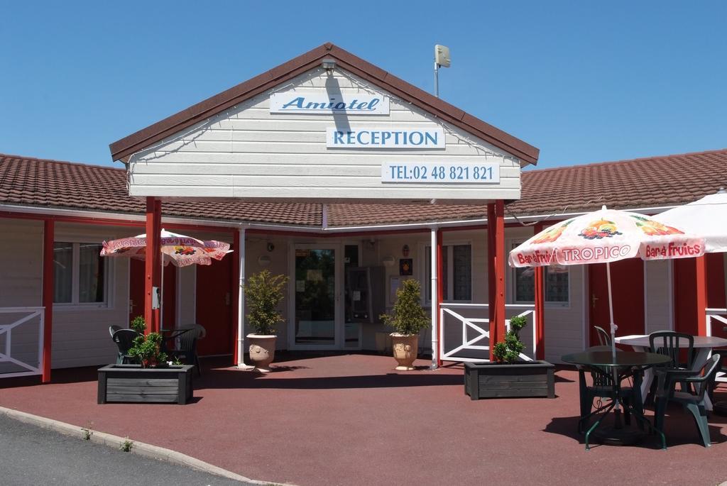 Fasthotel Saint-Amand-Montrond