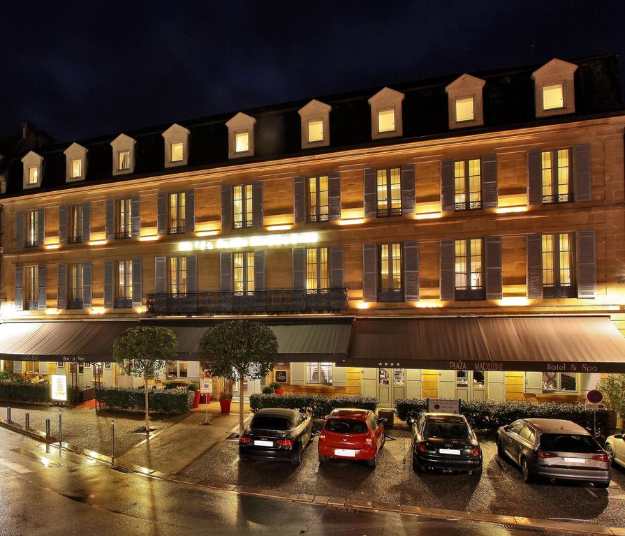 Hotel Plaza Madeleine