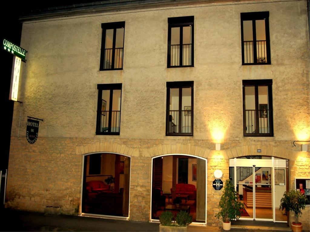Hotel de Compostelle