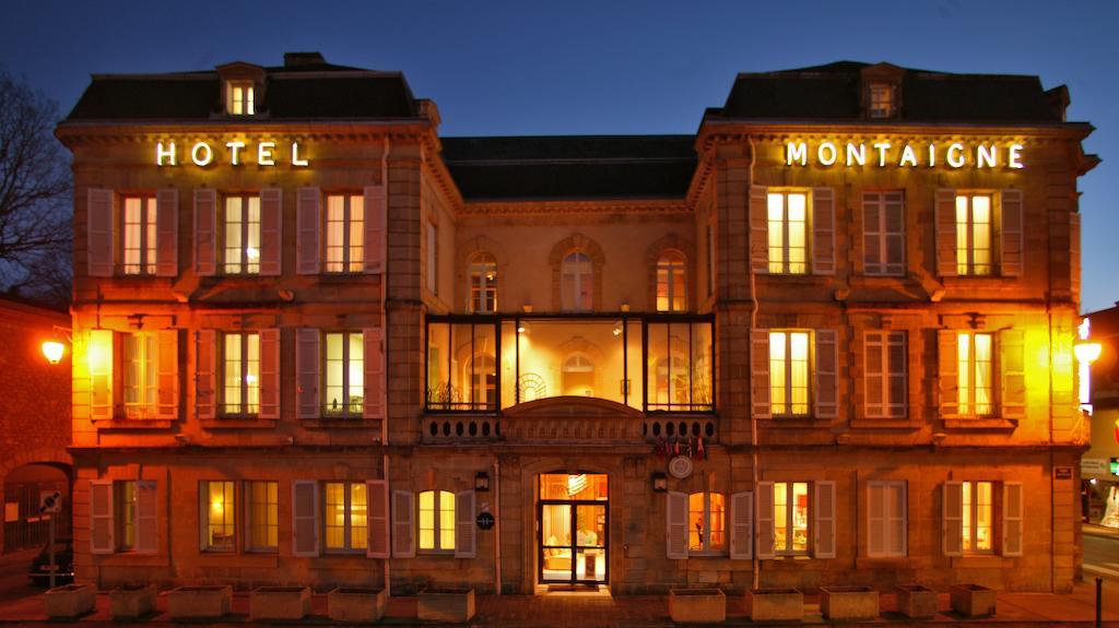 Hôtel Montaigne