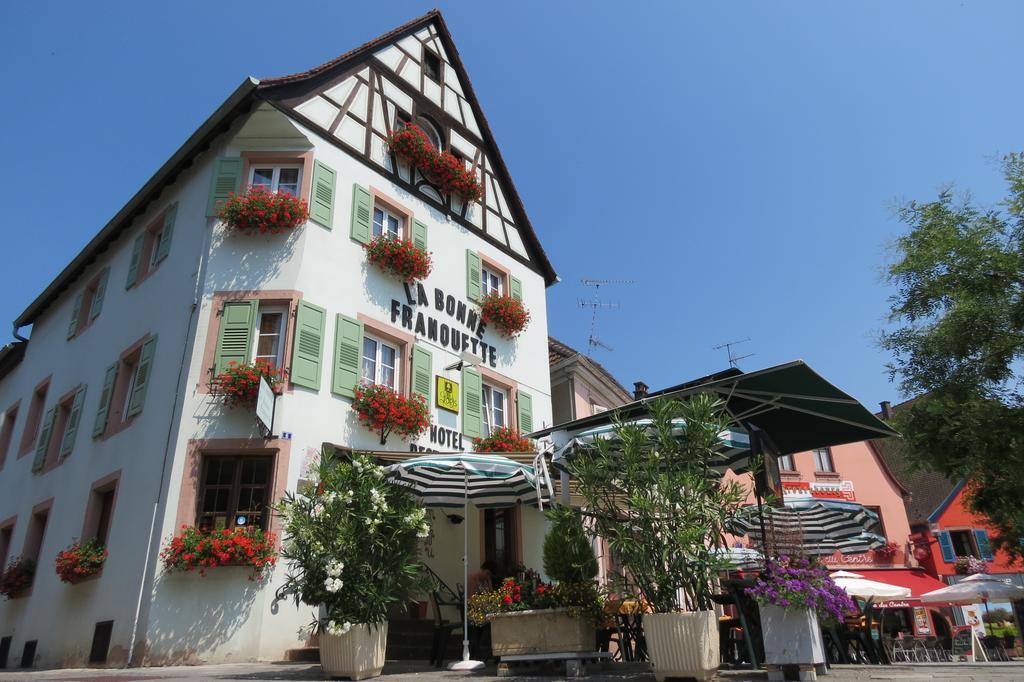 Hotel la Bonne Franquette