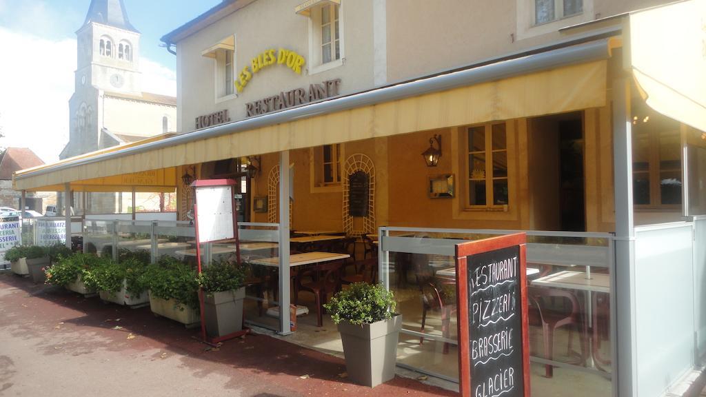 Hotel Restaurant Les Blés Dor