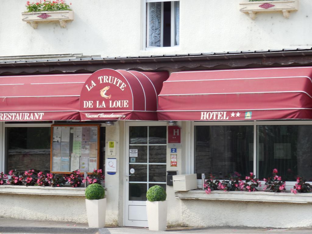 Hotel De La Truite De La Loue