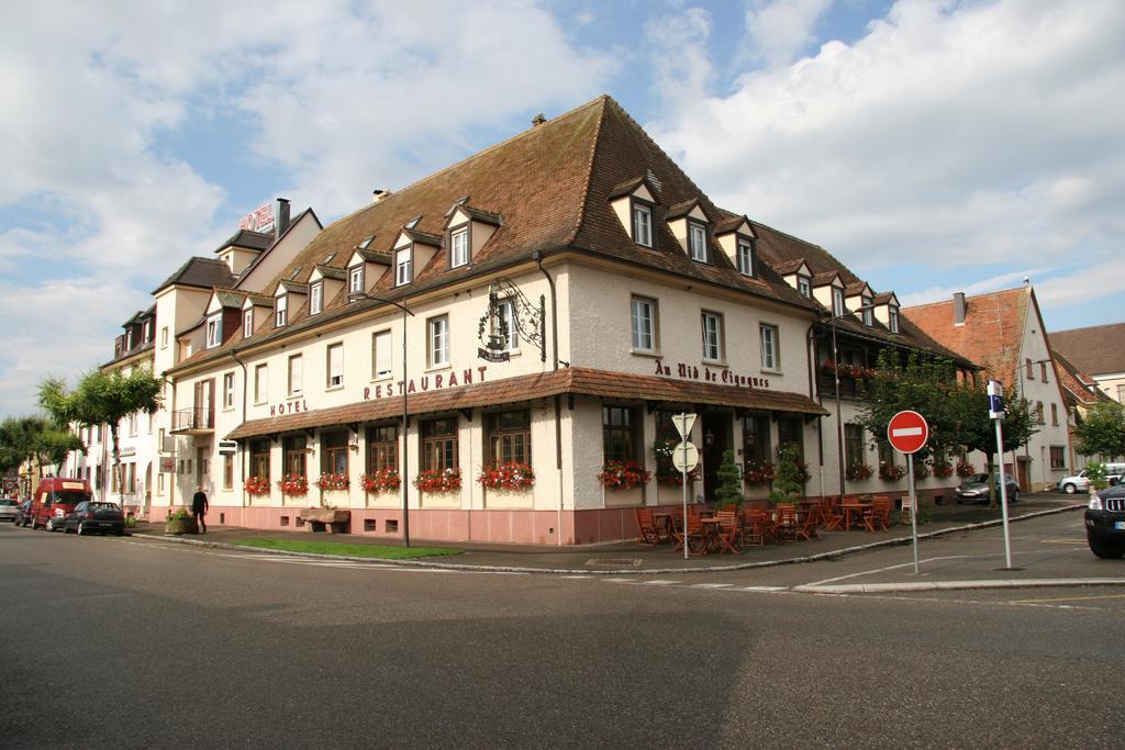 Hotel Restaurant Au Nid de Cigo