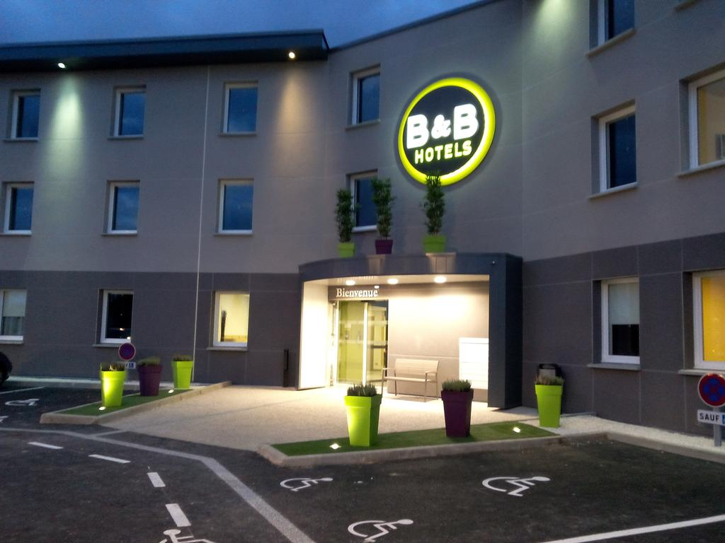 B and B Hotel Clermont Ferrand Nord Riom