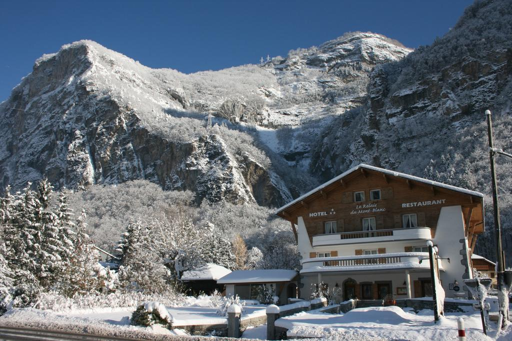 Hotel Restaurant Le Relais Du Mont-Blanc