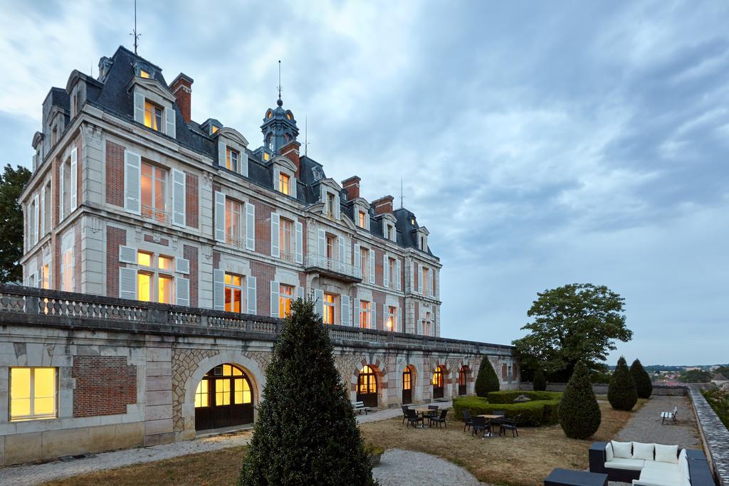 Relais du Silence Chateau Saint Michel