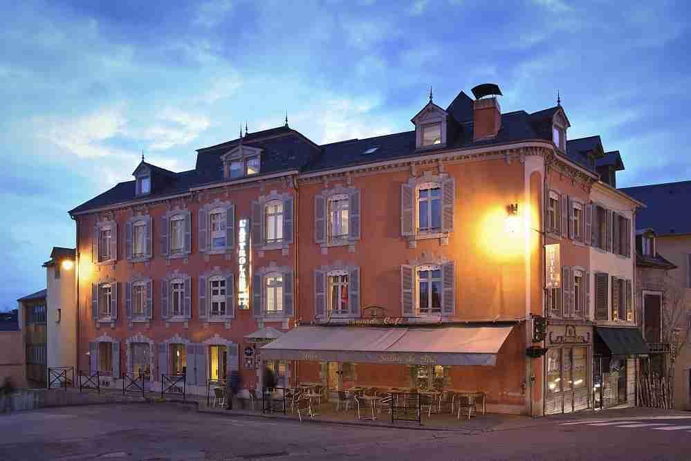 Hotel LAstrolabe