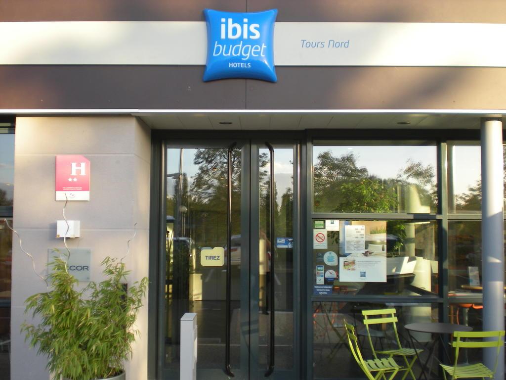 ibis budget Tours Nord