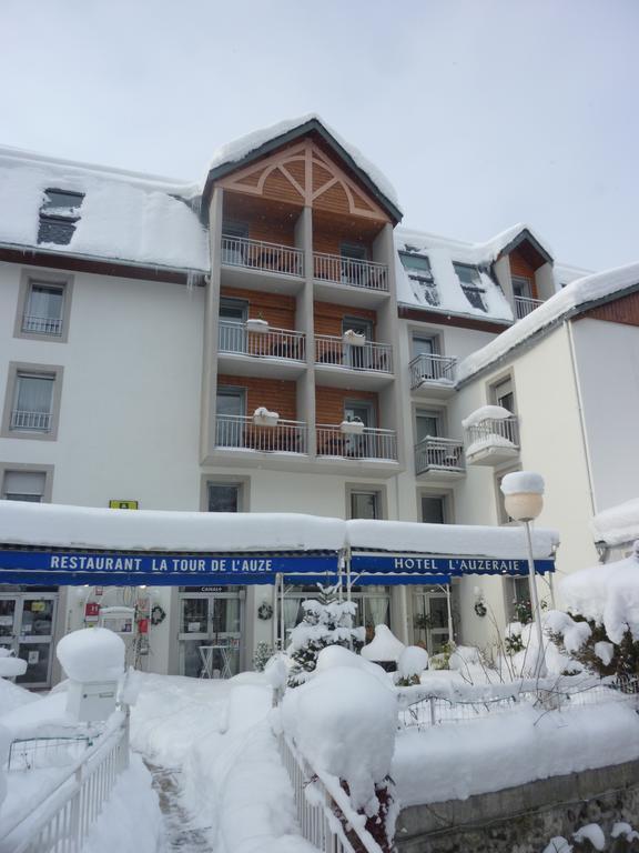 Logis Hôtel LAuzeraie