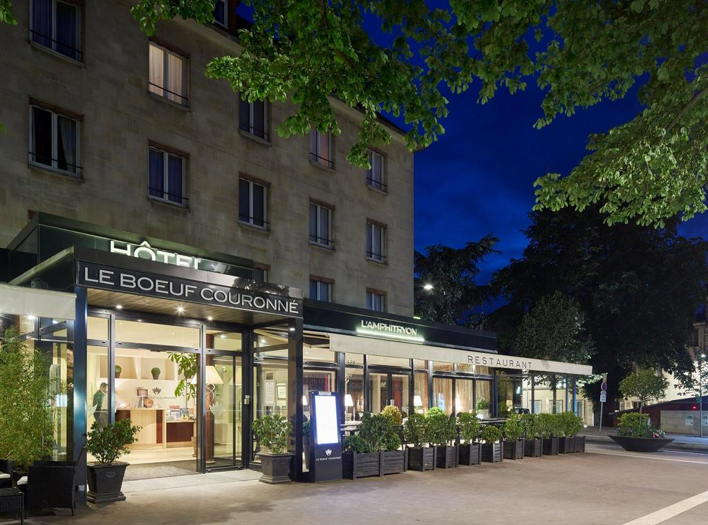 Hotel Le Boeuf Couronne