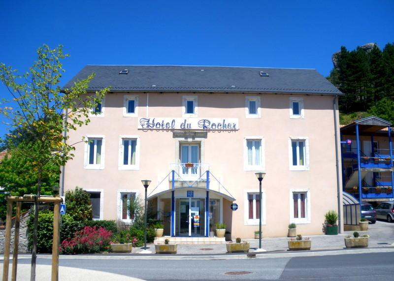 Hotel Du Rocher