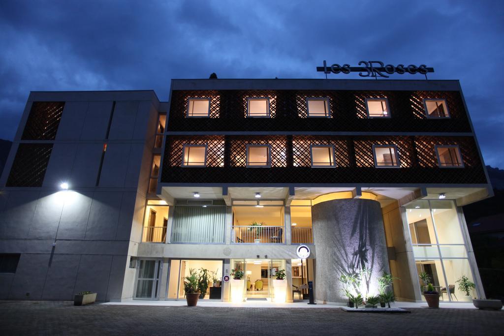 Inter-Hotel Les Trois Roses