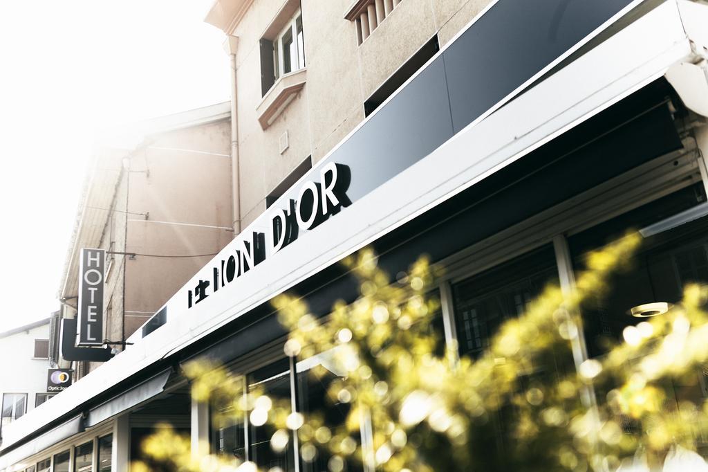 Hotel Restaurant Le Lion dOr