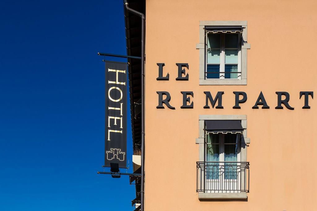 QUALYS-HOTEL Le Rempart