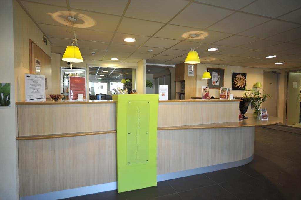 Inter-Hotel Nantes St Herblain
