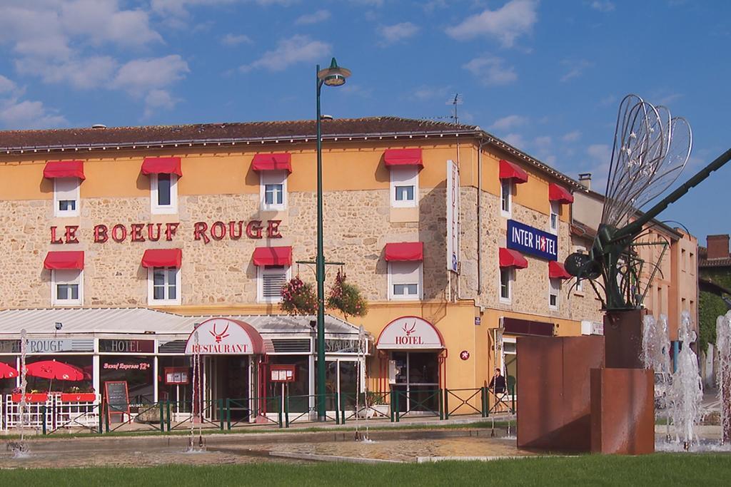Interhotel Le Boeuf Rouge