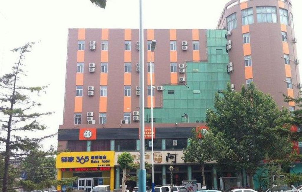 Eaka 365 Hotel Xingtai East Zhongxing Road
