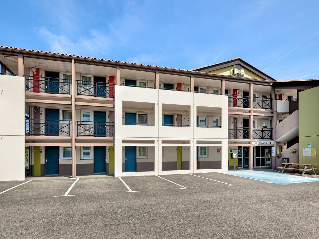 B&B Hôtel La Rochelle Angoulins