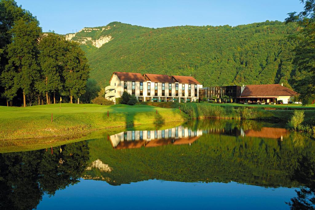 Golf Hotel de Grenoble Charmeil