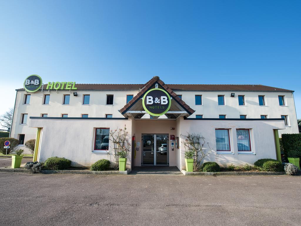 B-B Hotel Beaune Nord