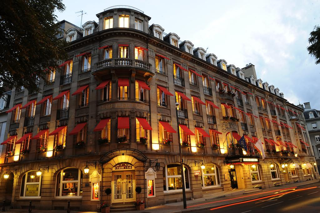 Hotel Du Parc - Worldhotel