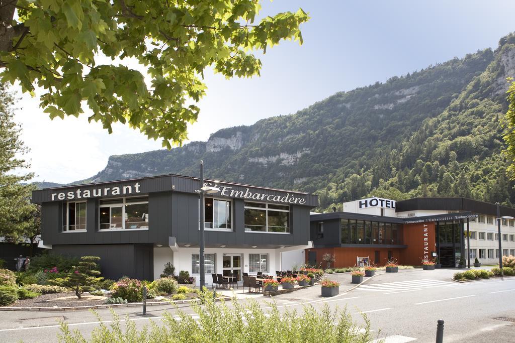 Hôtel-Restaurant de lEmbarcadère