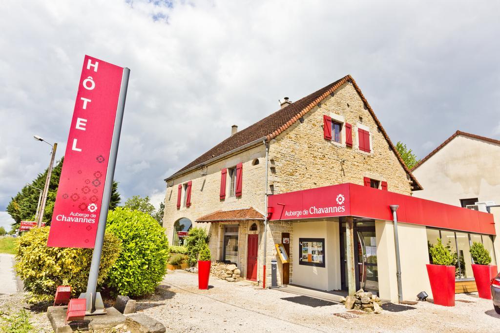 Hôtel Auberge de Chavannes