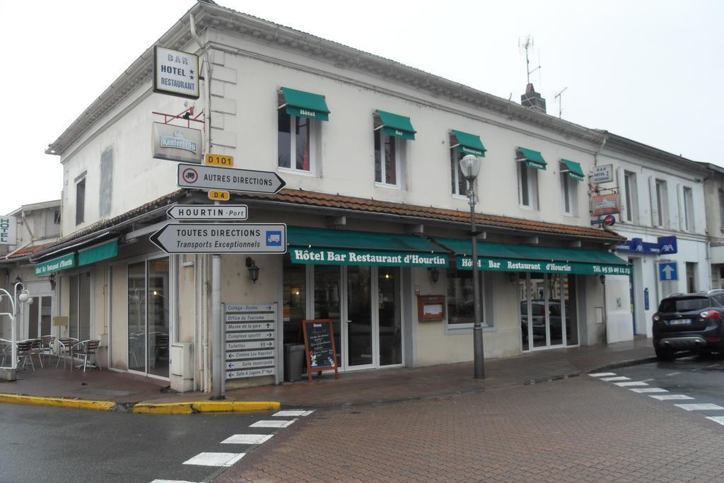 Hotel Bar Restaurant dHourtin