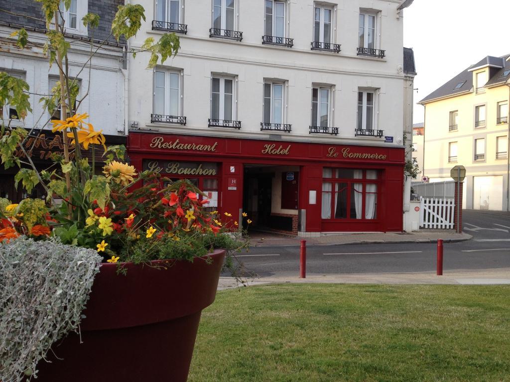 Hôtel Du Commerce